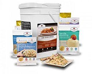 Wise 158-Serving Ultimate Emergency Meal Preparedness Bucket $79.99