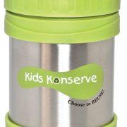 U Konserve 12-Ounce Stainless Steel Insulated Food Jar, Lime $7.85