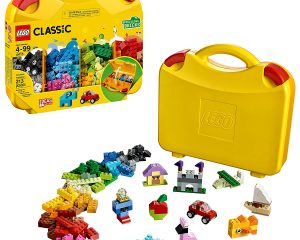 LEGO Classic Creative Suitcase 10713 Building Kit (213 Piece) $15.99