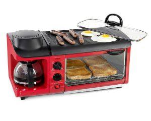 Nostalgia Retro 3-in-1 Family Size Breakfast Station $54.45