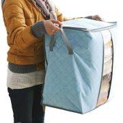 YJYdada Storage Box Portable Organizer Underbed Storage Bag $3.94