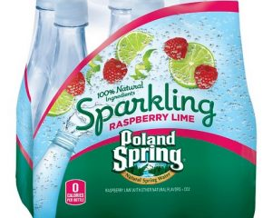 Tuesday Freebies-Free Poland Spring Sparkling Bottled Water
