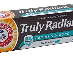 Monday Freebies-Free Arm & Hammer Truly Radiant Bright & Strong Toothpaste
