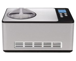 Whynter ICM-200LS Stainless Steel Ice Cream Maker, 2.1-Quart Only $191.67