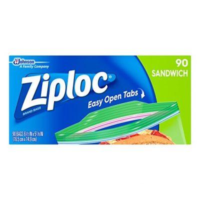 ziplock sandwich