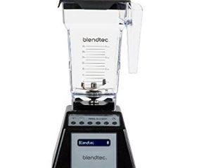 BLENDTEC TOTAL BLENDER CLASSIC, WITH FOURSIDE JAR, BLACK $183.47
