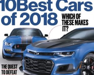 Wednesday Freebies-Free Subscription to Car & Driver Magazine