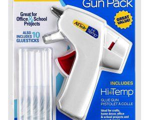 Adhesive Technologies Mini Hi-Temp Glue Gun & Glue Sticks Only $4.27