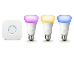 Save 30% ore more on Certified Refurbished Philips Hue Smart Home Products