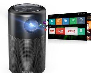 Nebula Capsule Smart Mini Projector $248
