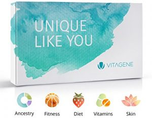 Vitagene DNA Test Kit: Ancestry + Health + Skin and Beauty Personal Genetic Reports $89