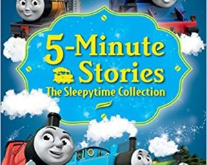 Thomas & Friends 5-Minute Stories: The Sleepytime Collection (Thomas & Friends) $6.85