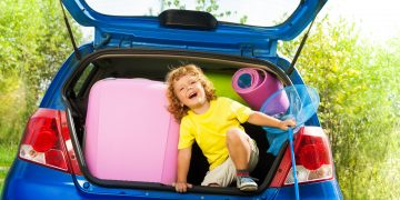 Are We There Yet? 10 Tips for Surviving Road Trips with Kids