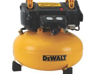 DEWALT DWFP55126 6-Gallon 165 PSI Pancake Compressor $119
