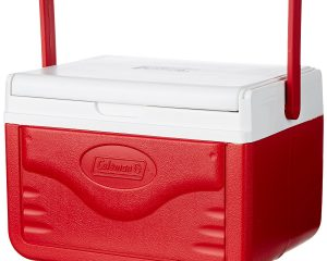 Coleman FlipLid Personal Cooler, 5 Quarts $10