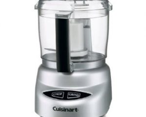 Cuisinart Mini Prep Plus Food Processor Brushed Chrome and Nickel Only $24.99