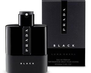 Tuesday Freebies-Free Sample of Prada Luna Rossa Black Fragrance