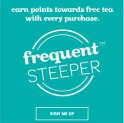 Wednesday Freebies-Free Tea at DAVIDsTEA