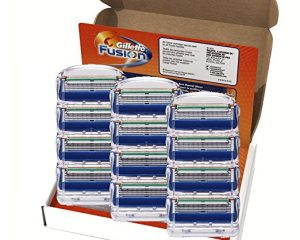 Gillette Fusion Manual Men's Razor Blade Refills, 12 Count Only $23.61