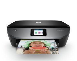 HP ENVY Photo 7155 All in One Photo Printer with Wireless Printing Only $62.99