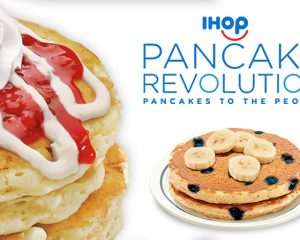 Saturday Freebies – Free Pancakes at IHOP