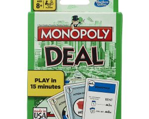 Hasbro Monopoly Deal Card Game $3.49
