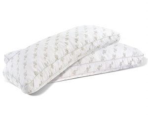 MyPillow Inc GIZA Series Bed Pillow, Lavender Level (Medium), Standard/Queen (2-Pack) $54.99