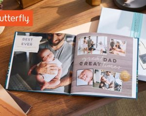 Saturday Freebies – Free Hard Cover Photo Book at Shutterfly