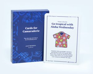 Thursday Freebies-Free Deck of Cards for Camaraderie