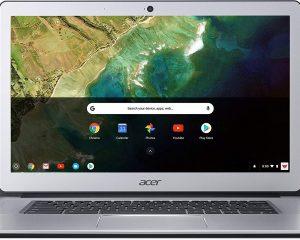 Acer Chromebook 15 CB515-1HT-P39B, Pentium N4200, 15.6″ Full HD Touch, 4GB LPDDR4, 32GB Storage (Certified Refurbished) $224.99