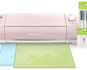 Cricut Explore Air 2, Rose Bundle $194.99