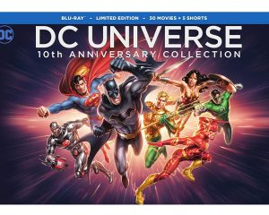DC Universe 10th Anniversary Collection, 30-Movies $99