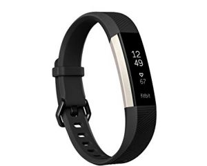 Fitbit Alta HR, Black, Small (US Version) $89.95