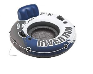 Intex River Run I Sport Lounge, Inflatable Water Float, 53″ Diameter $12.88
