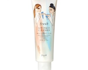 Saturday Freebies – Free Sample of Fresh Soy Face Cleanser