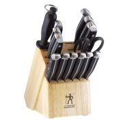 J.A. Henckels International Statement 15-pc Knife Block Set Only $94.28