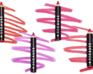 Friday Freebies-Free BeCause Silky Matte Lip Crayon
