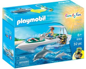 PLAYMOBIL Diving Trip $11.99