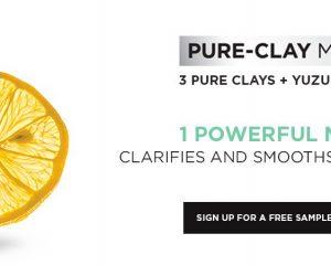 Thursday Freebies-Free Sample of L'Oreal Pure-Clay Yuzu Mask