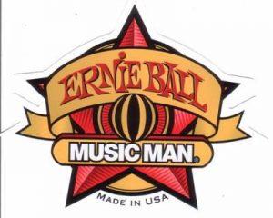 Monday Freebies-Free Ernie Ball Music Man Sticker