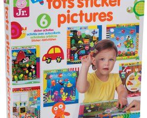 ALEX Jr. Tots Sticker Pictures $5.48