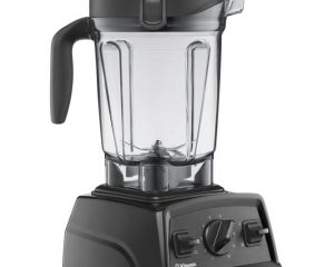 Vitamix Explorian Blender, Professional-Grade, 64 oz. Container, Black (Certified Refurbished) $189.95