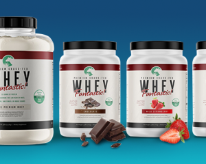 Monday Freebies-Free Sample of Whey Fantastic Protein Shake