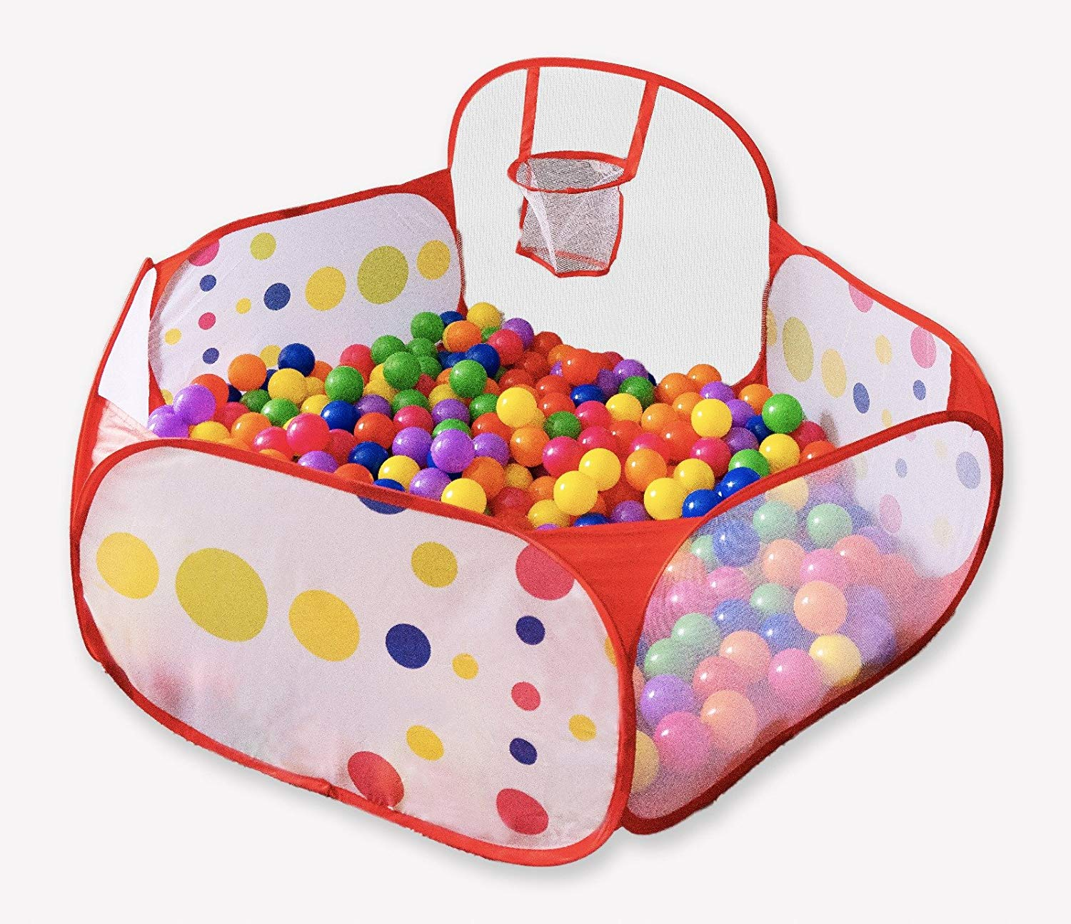 FoxPlay Basketball Ball Pit