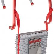 Kidde Three-Story Fire Escape Ladder, 25-Foot Only $37.80