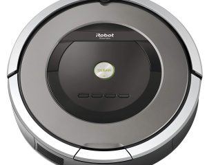 iRobot Roomba 850 Robotic Vacuum with Scheduling Feature, Remote and Docking Station $289.99
