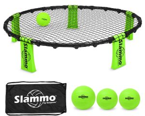 GoSports Slammo Game Set (Includes 3 Balls, Carrying Case and Rules) $22.73