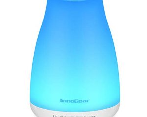 InnoGear 2nd Version Aromatherapy Essential Oil Diffuser $13.59