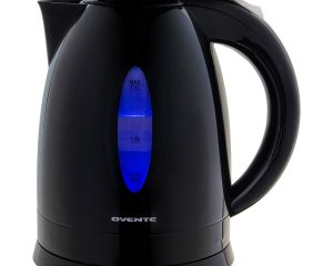 Ovente KP72B Electric Kettle, Illuminated, Black $14.99
