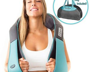 Shiatsu Back Neck and Shoulder Massager with Heat $35.97